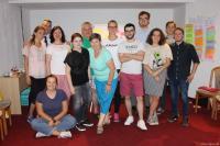 Školenie: Tvorba strategického plánu pre mládež v samospráve, 27-30.8.2017, Trnava