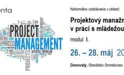 Projektový manažment- pozvánka