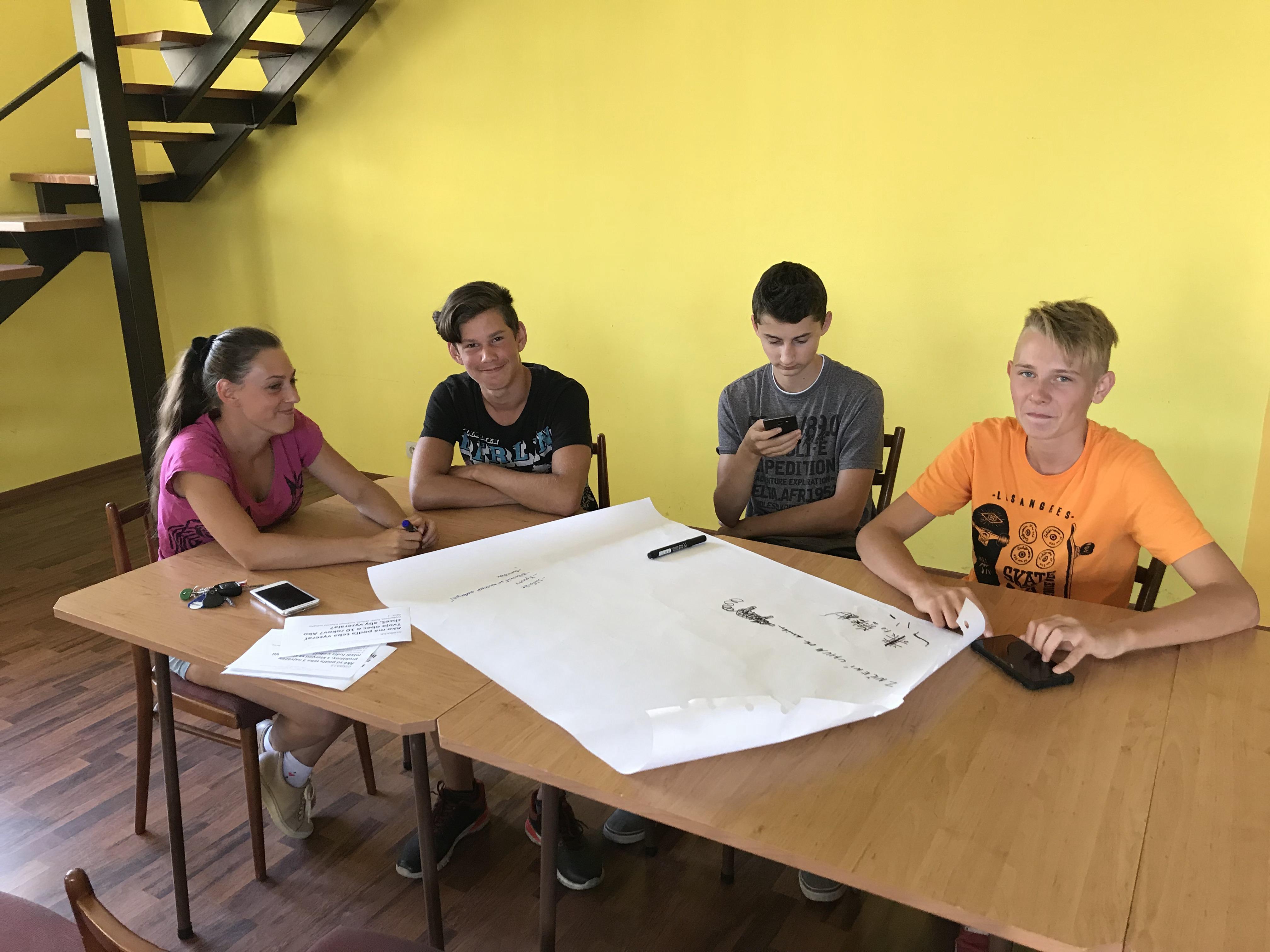 V Podhradí pri Martine sa začalo pracovať na Koncepcií práce s mládežou