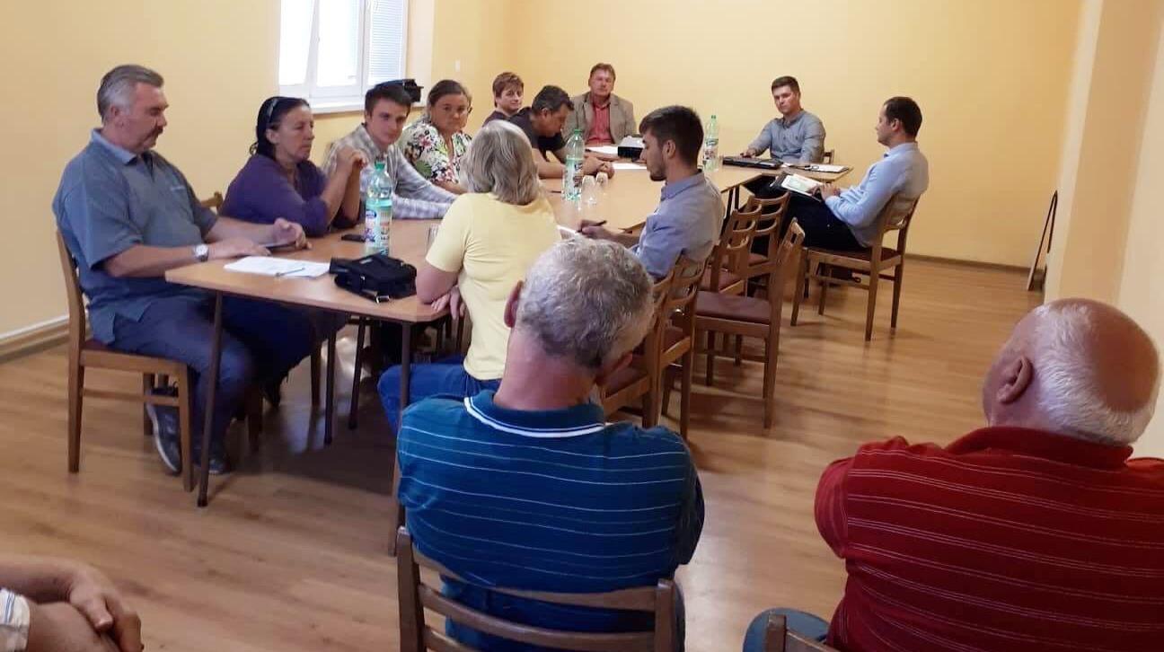 Dôležití dospelí o mládeži v obci Podhradie