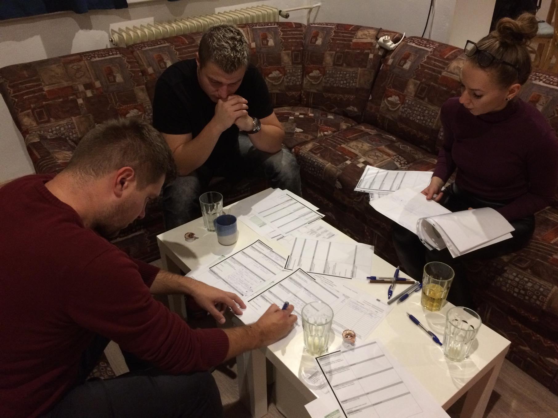 Strom cieľov v práci s mládežou v Žaškove
